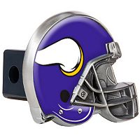 Minnesota Vikings Helmet Trailer Hitch Cover