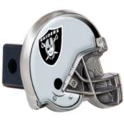 Oakland Raiders Helmet Trailer Hitch Cover