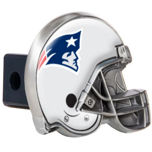 New England Patriots Helmet Trailer Hitch Cover