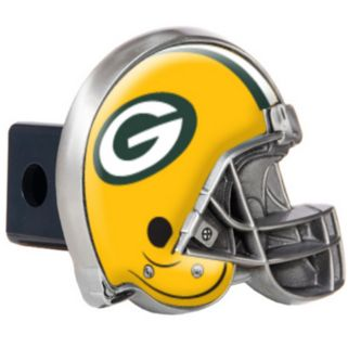 Green Bay Packers Helmet Trailer Hitch Cover