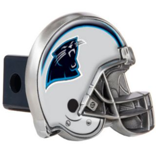 Carolina Panthers Helmet Trailer Hitch Cover