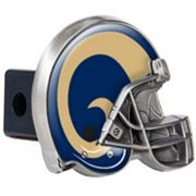 St. Louis Rams Helmet Trailer Hitch Cover