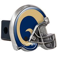Los Angeles Rams Helmet Trailer Hitch Cover