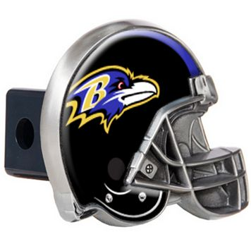 Baltimore Ravens Helmet Trailer Hitch Cover