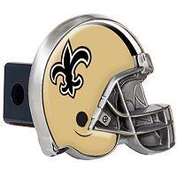 New Orleans Saints Helmet Trailer Hitch Cover