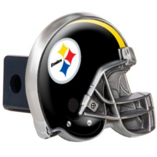 Pittsburgh Steelers Helmet Trailer Hitch Cover