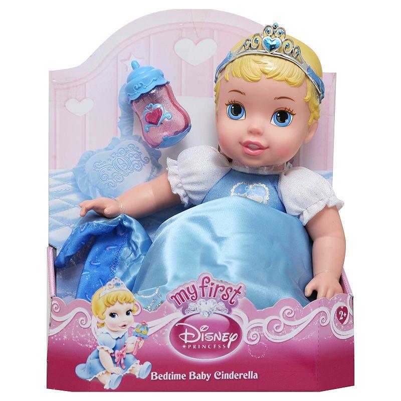 Disney Princess Toddler Doll Cinderella: Cinderella Play Toy