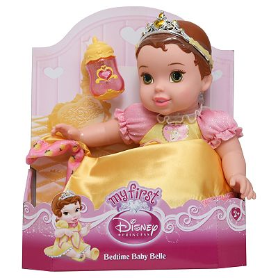 Disney Princess My First Baby Belle Doll