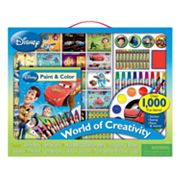 Disney/Pixar World of Creativity Art Set