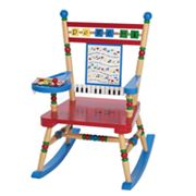 Levels of Discovery Musical Rocking Chair