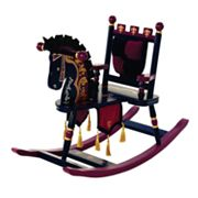 Levels of Discovery Kiddie-Ups Prince Rocking Horse