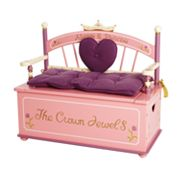 Levels of Discovery Princess Storage Bench