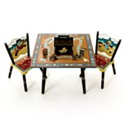 Levels of Discovery Wild West Table and Chair Set