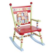 CoCaLo Baby Alphabet Soup Rocking Chair by Levels of Discovery