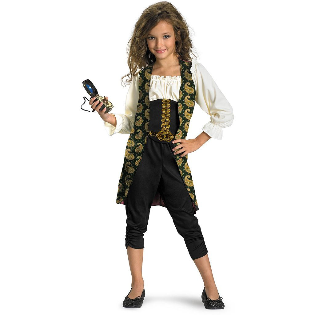 Disney Pirates of the Caribbean 4: On Stranger Tides Angelica Costume - Kids