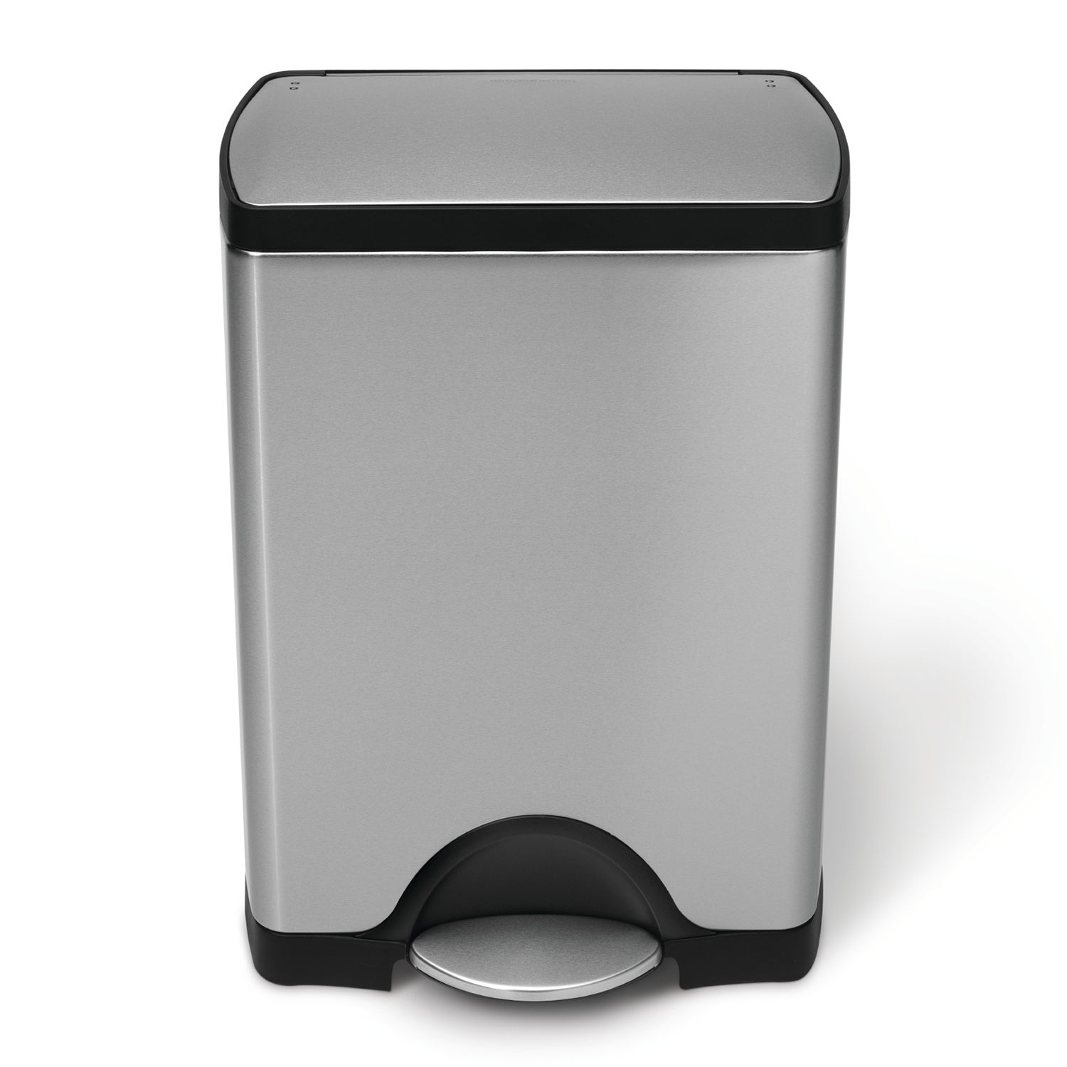 Simplehuman 8 Gallon Rectangular Step Trash Can