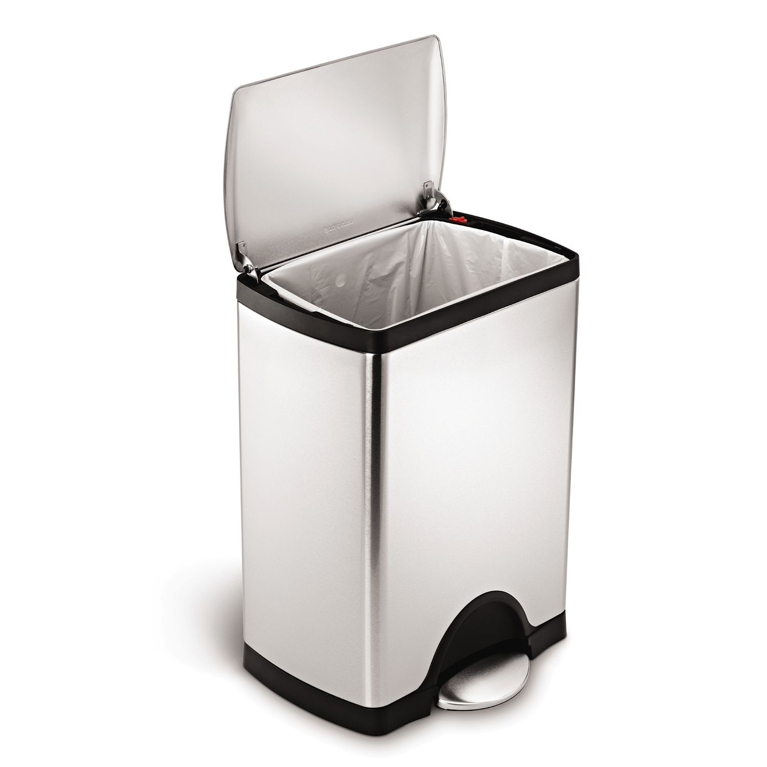 trash cans storage organization storage cleaning kohl s