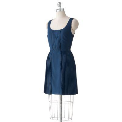 LC Lauren Conrad Pleated Dress