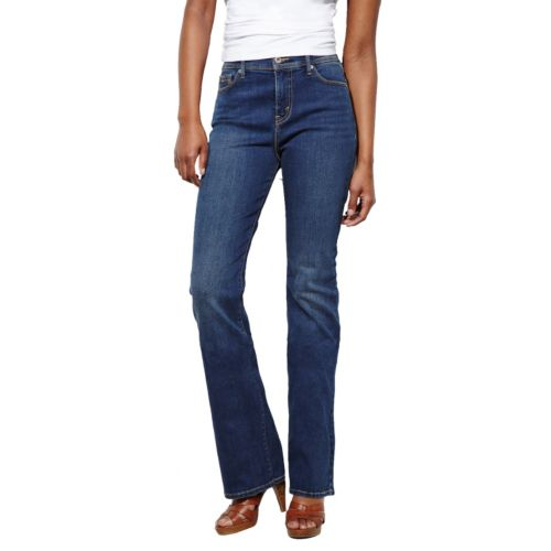 Levi's 512 Perfectly Slimming Bootcut Jeans - Women's