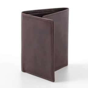 Men's Croft & Barrow® Two-Tone Trifold Wallet