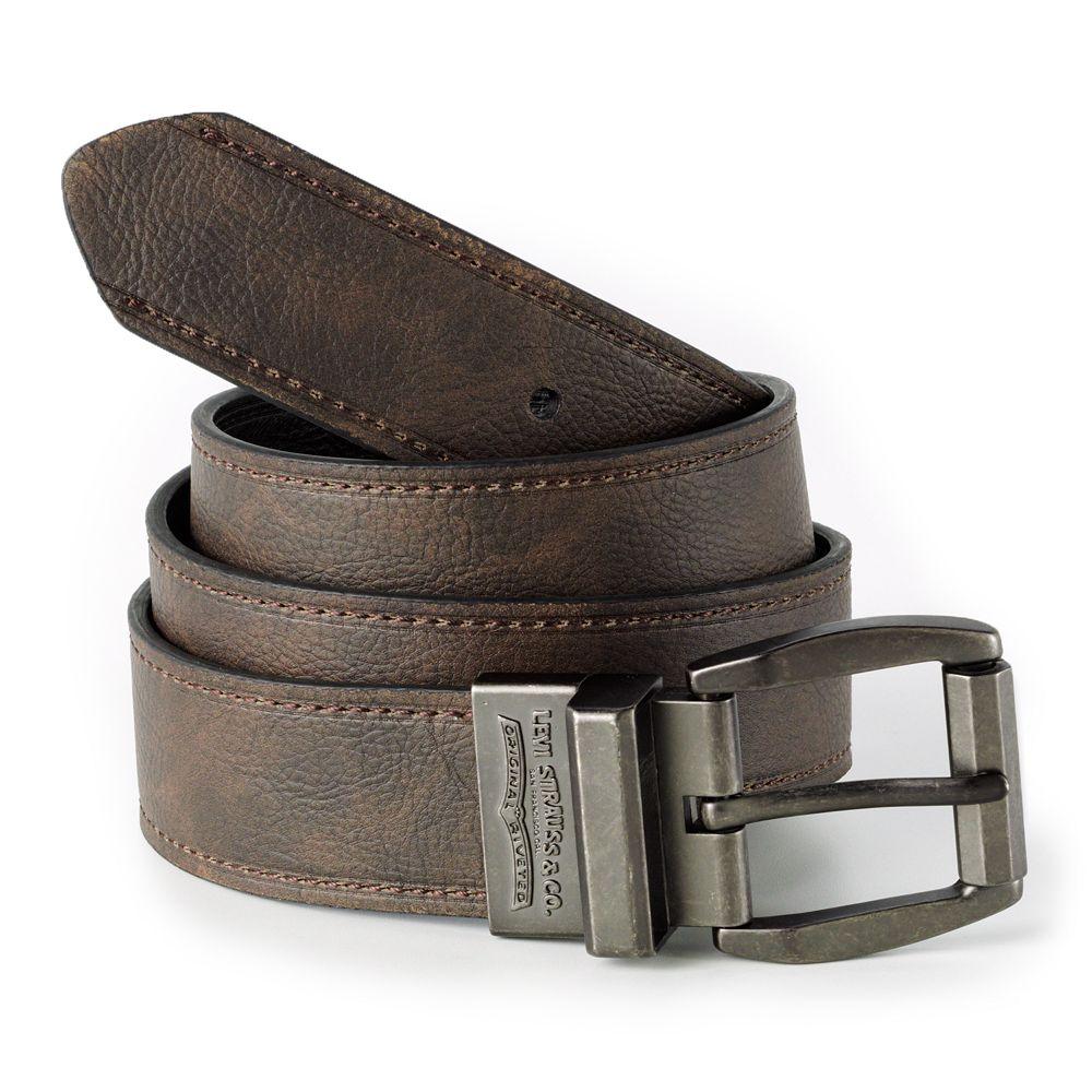 Levi's Reversible Leather Belt