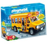Playmobil School Bus Playset - 5940