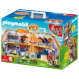 Playmobil My Take Along Vet Clinic Playset 5870