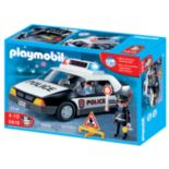 Playmobil Police Car Playset - 5915