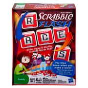 Hasbro Electronic Scrabble Flash Game