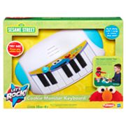 Playskool Sesame Street Cookie Monster Keyboard by Hasbro