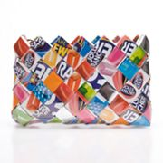 Nahui Ollin Arm Candy Baby Cakes Jolly Ranchers Candy Wrapper Wristlet