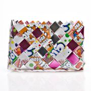 Nahui Ollin Arm Candy Baby Cakes Blow Pop Candy Wrapper Wristlet