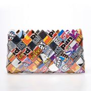 Nahui Ollin Arm Candy Cup Cakes Hershey Best Candy Wrapper Wristlet