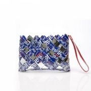 Nahui Ollin Arm Candy Sweet Cheeks York Candy Wrapper Wristlet
