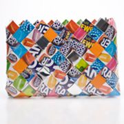Nahui Ollin Arm Candy Sweet Cheeks Jolly Ranchers Candy Wrapper Wristlet
