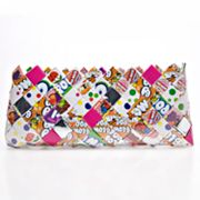 Nahui Ollin Arm Candy Blow Pop Candy Wrapper Clutch
