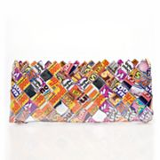 Nahui Ollin Arm Candy Hershey Best Candy Bar Wrapper Clutch
