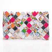 Nahui Ollin Arm Candy Bon Bon Blow Pop Candy Wrapper Cross-Body Bag