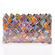 Nahui Ollin Arm Candy Bon Bon Hershey Best Candy Bar Wrapper Cross-Body Bag