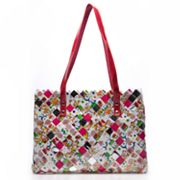 Nahui Ollin Arm Candy Blow Pop Candy Wrapper Tote