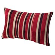 Striped Decorative Pillow