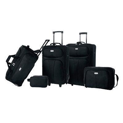 SONOMA life + style Luggage, 5-pc. Torrance Luggage Set