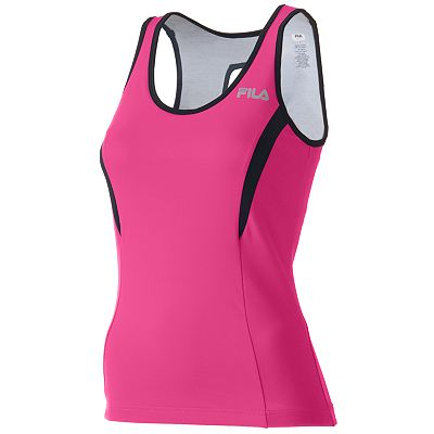 FILA SPORT Core Essential Cutout Performance Tank
