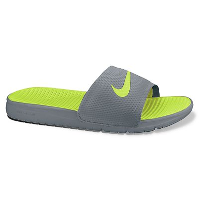 Nike Benassi Solarsoft Slides - Men