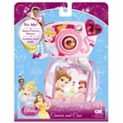 Disney Princess Royal Talking Camera and Case