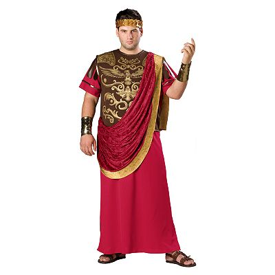 Julius Caesar Costume - Adult Plus