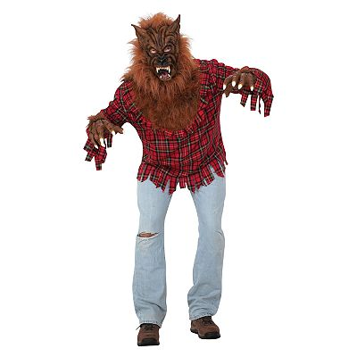 Werewolf Costume - Adult Plus