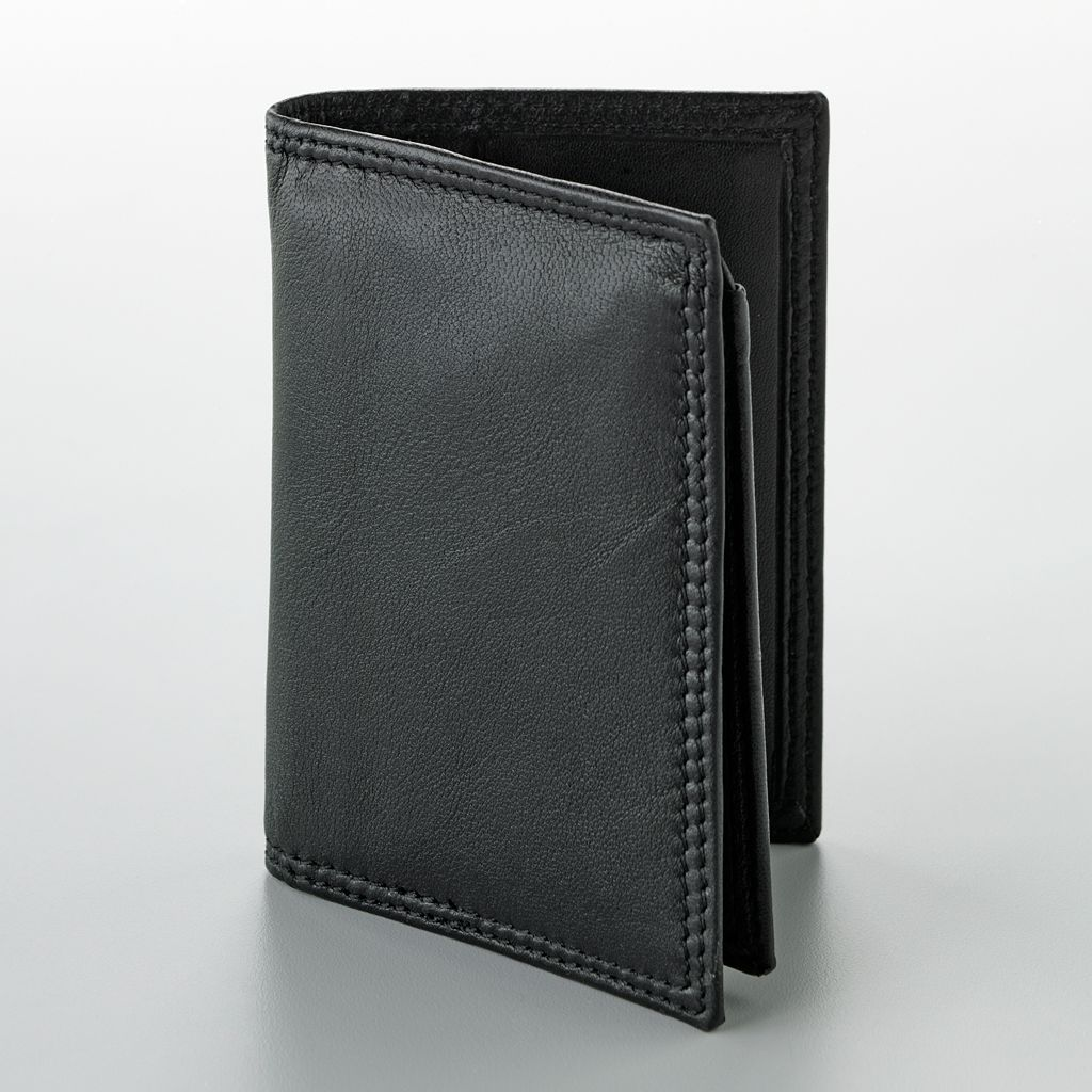 Buxton Executive Leather Billfold Wallet