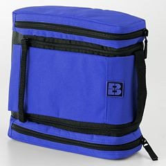 Buxton Double-Zip Travel Kit