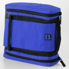 Buxton Double-Zip Travel Kit